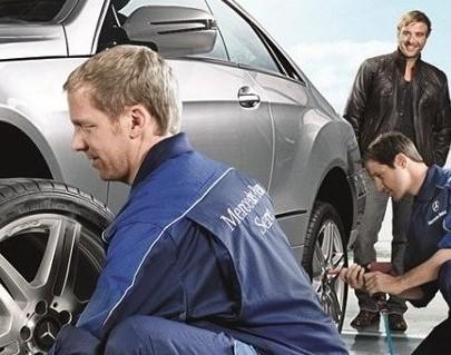 recambios para Mercedes Benz